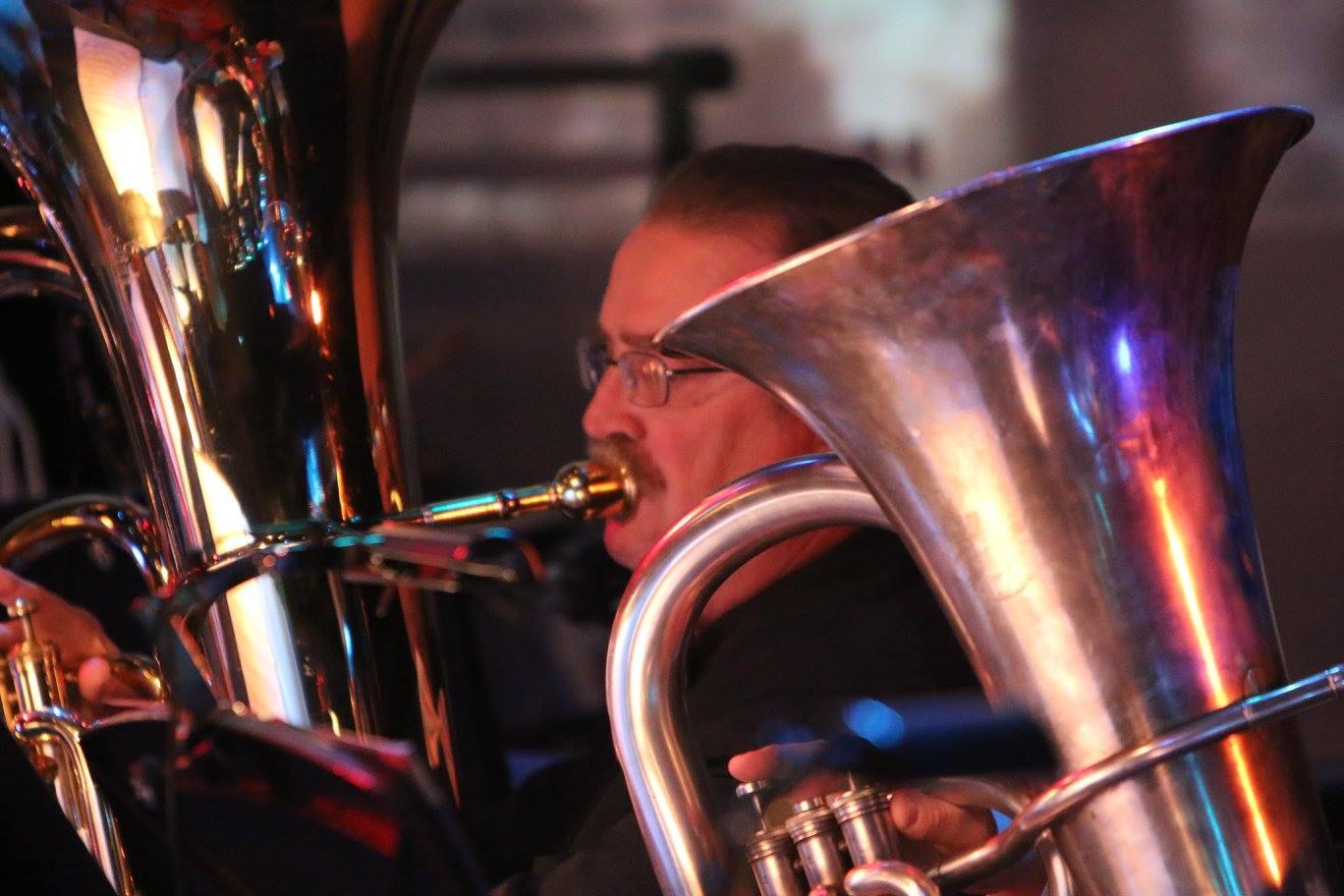 Bas Harmonie orkest Zoetermeer - Harpe Davids