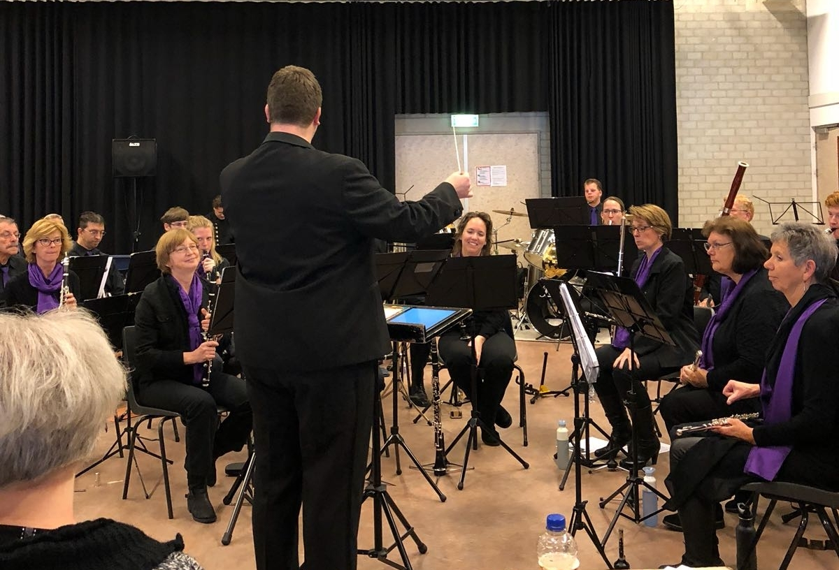 koffieconcert 2018 - harmonieorkest zoetermeer